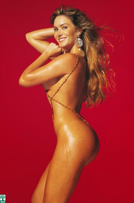 fotos de Luize Altenhofen nua na Playboy Brasil
