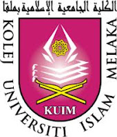 Jawatan Kerja Kosong Kolej Universiti Islam Melaka (KUIM) logo