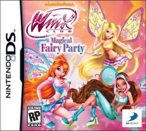 Winx Club Magical Fairy Party Žaidimas Oyie3VIkUsI