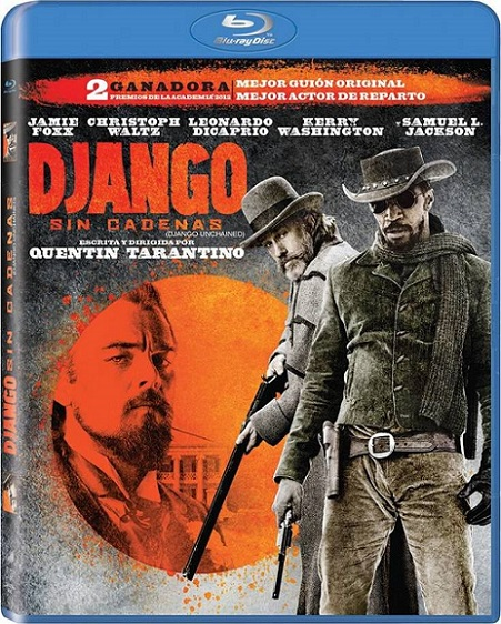 Django Unchained (2012) m1080p BDRip 14GB mkv Dual Audio DTS-HD 5.1 ch