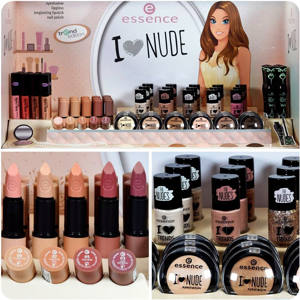 Essence The Nudes Collection