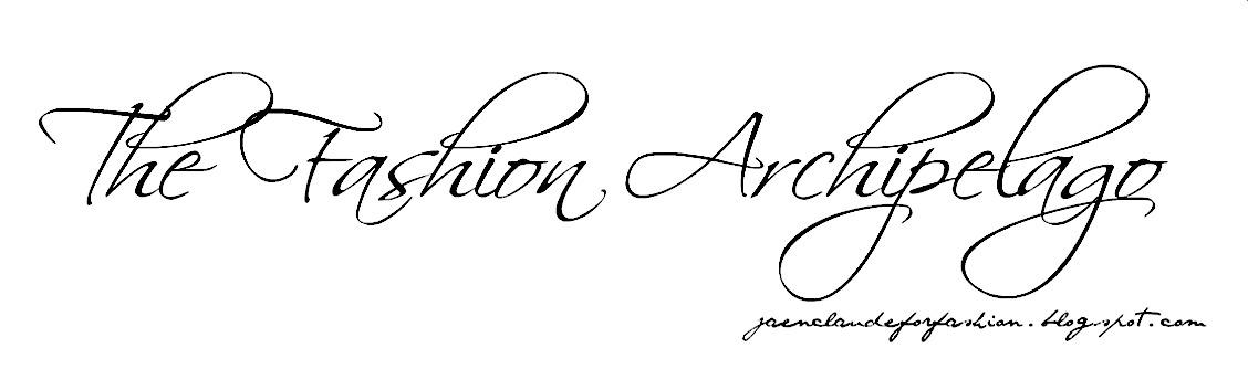 The Fashion Archipelago