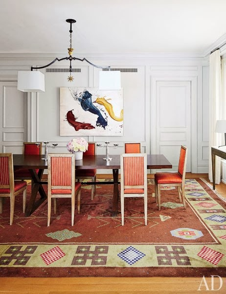 mid century modern dining room, gorgeous dining room design, multifunction dining