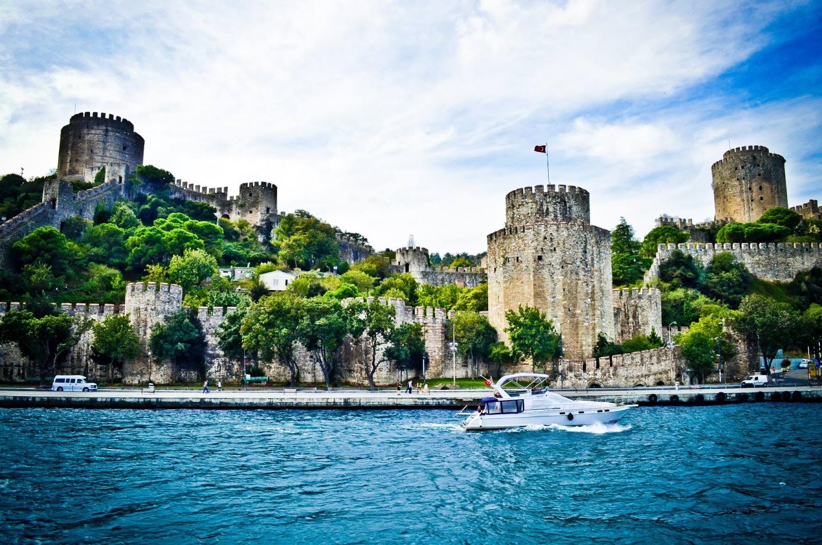Rumeli Hisarı: The Castle between Two Worlds  R J ♥ Js ...