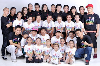 Spotlight Dance Co. Family