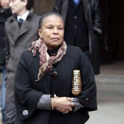A ministra Christiane Taubira (foto) não precisou a data exata na qual o projeto de lei será submetido ao Conselho de Ministros (Foto: FRANCE 24)