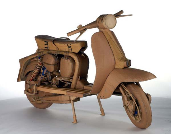 scooter, vespa