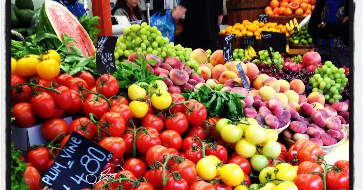 Organic Food Disneyland