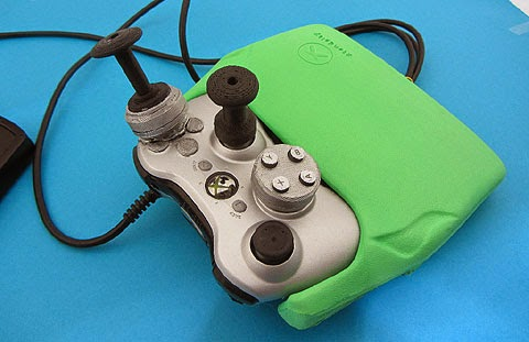 Warfighter Engaged custom accessible video game controller