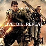"Own ""Edge of Tomorrow"" on Blu-ray 3D Combo Pack, Blu-ray Combo Pack, DVD, and Digital HD on October 7th"