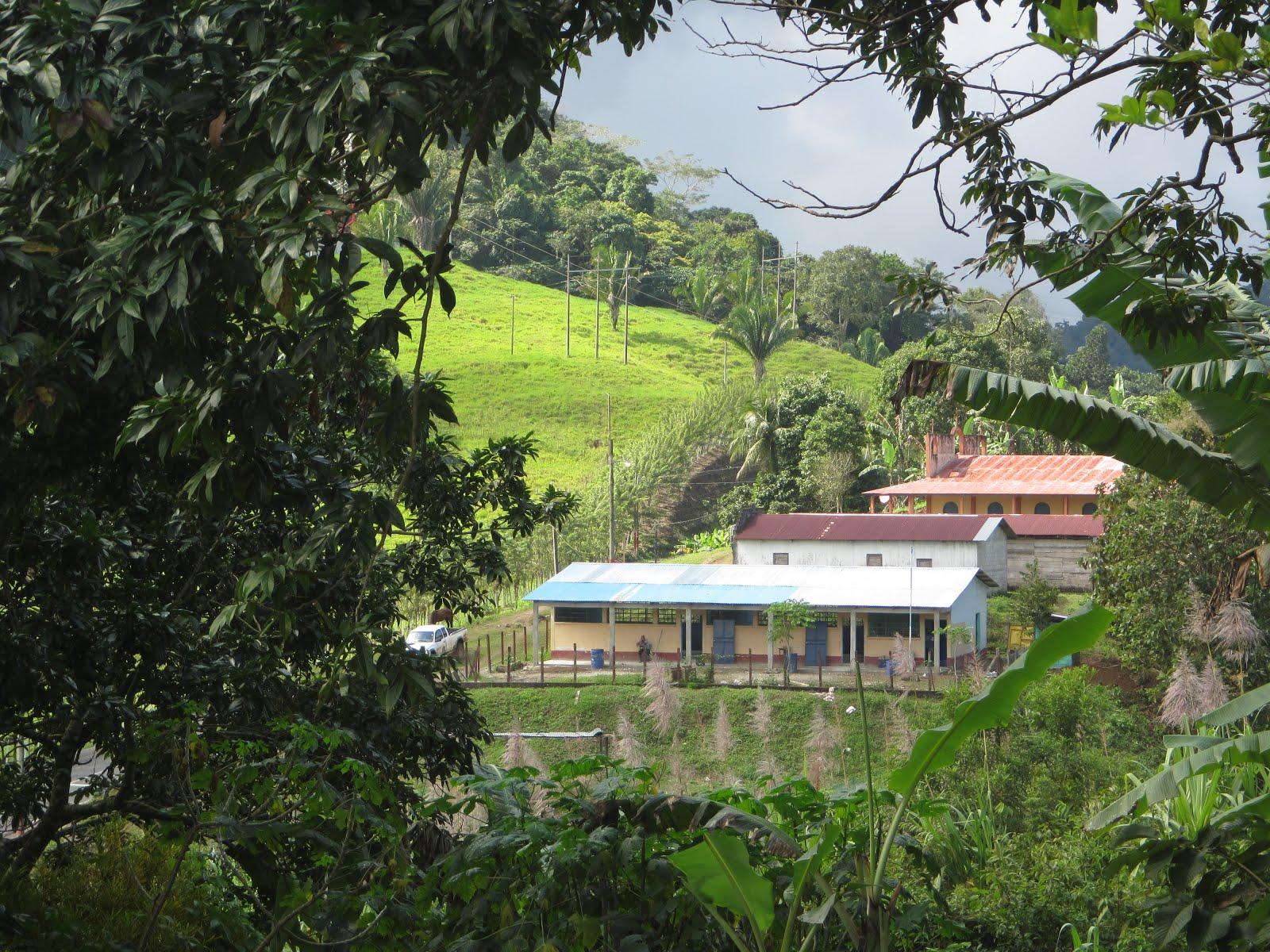 École de Secoyob (rénovée) 2014-2015