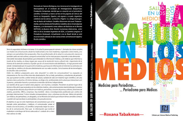 """Libro """"La Salud en los Medios"""""""