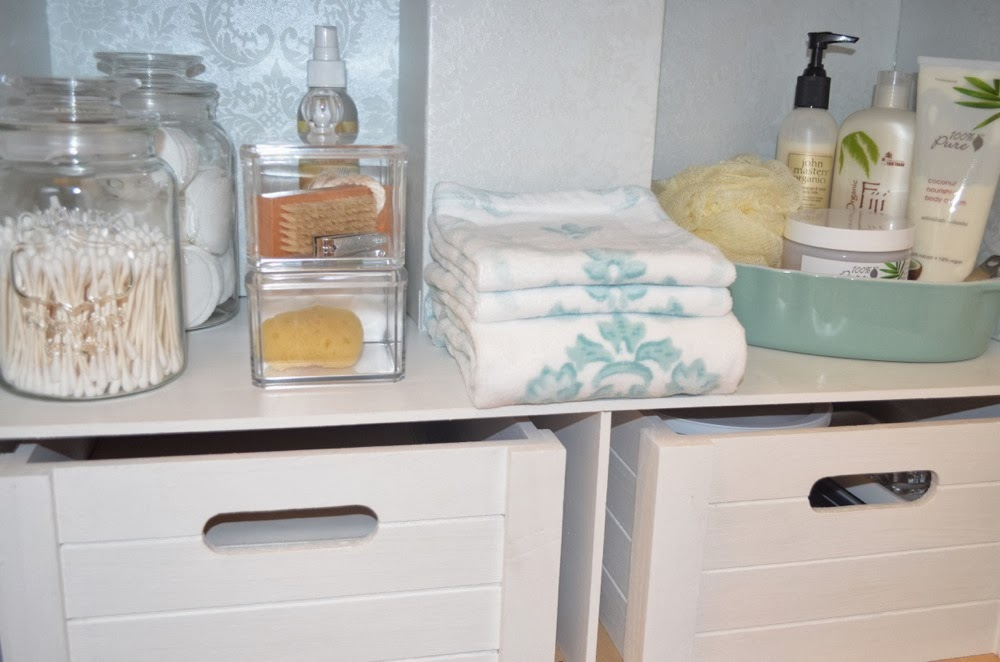 Small Bathrooms Organization bathroom organization 9 easy diy projects anyone can do. 12 small