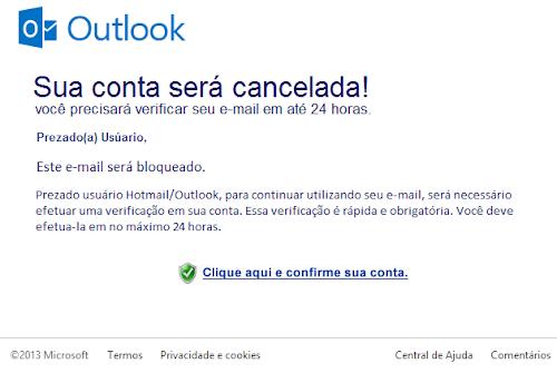 ALERTA! Vírus que Rouba Senha no Outlook e Fica enviando E-mails
