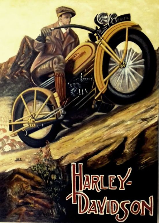 CARTEL HARRY DAVIDSON