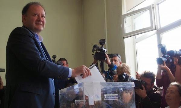 Миков съобщи, че е гласувал за една България, която е по-справедлива