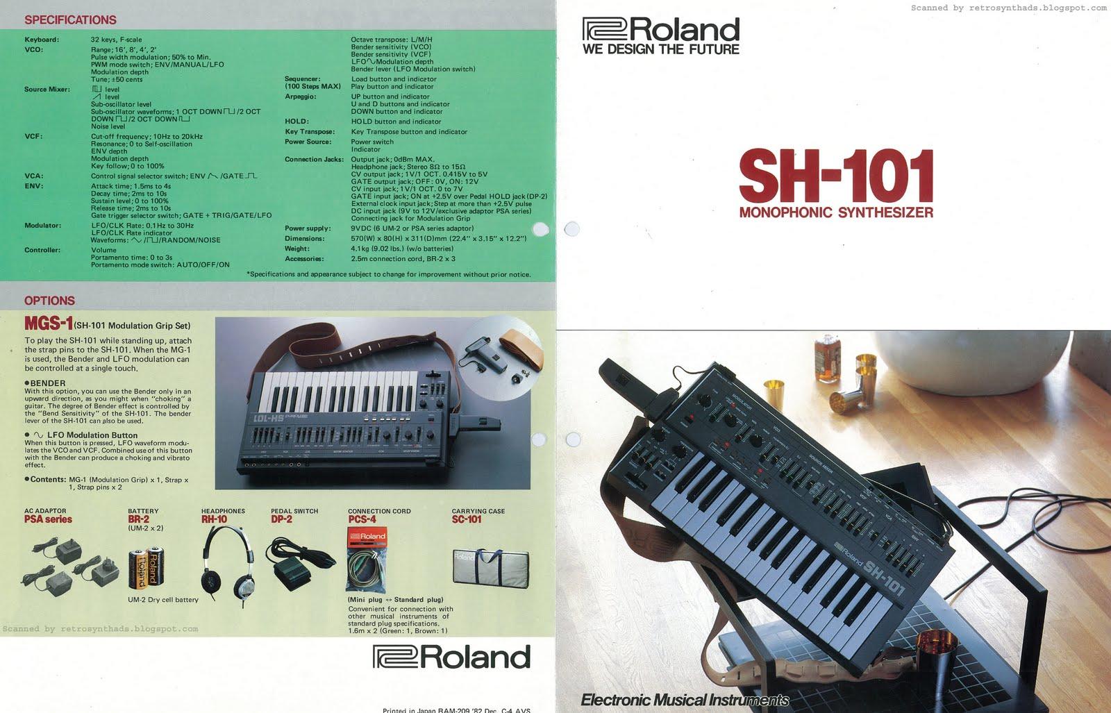 retrosynthads.blogspot.ca/2010/09/roland-sh-101-brochure-1982.html
