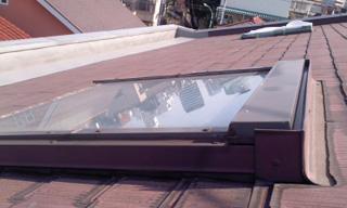 東京都 杉並区 スレート屋根 雨漏り 点検