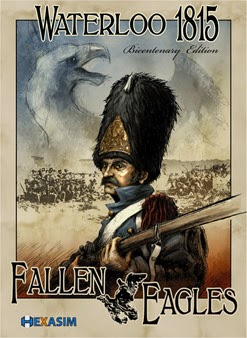 Waterloo 1815, Fallen Eagles