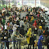 Bandara Juanda Masih Di Tutup Sampai Jumat Siang Akibat Abu Gunung Raung