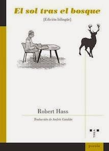 El sol tras el bosque, de Robert Hass (Trea, 2014)