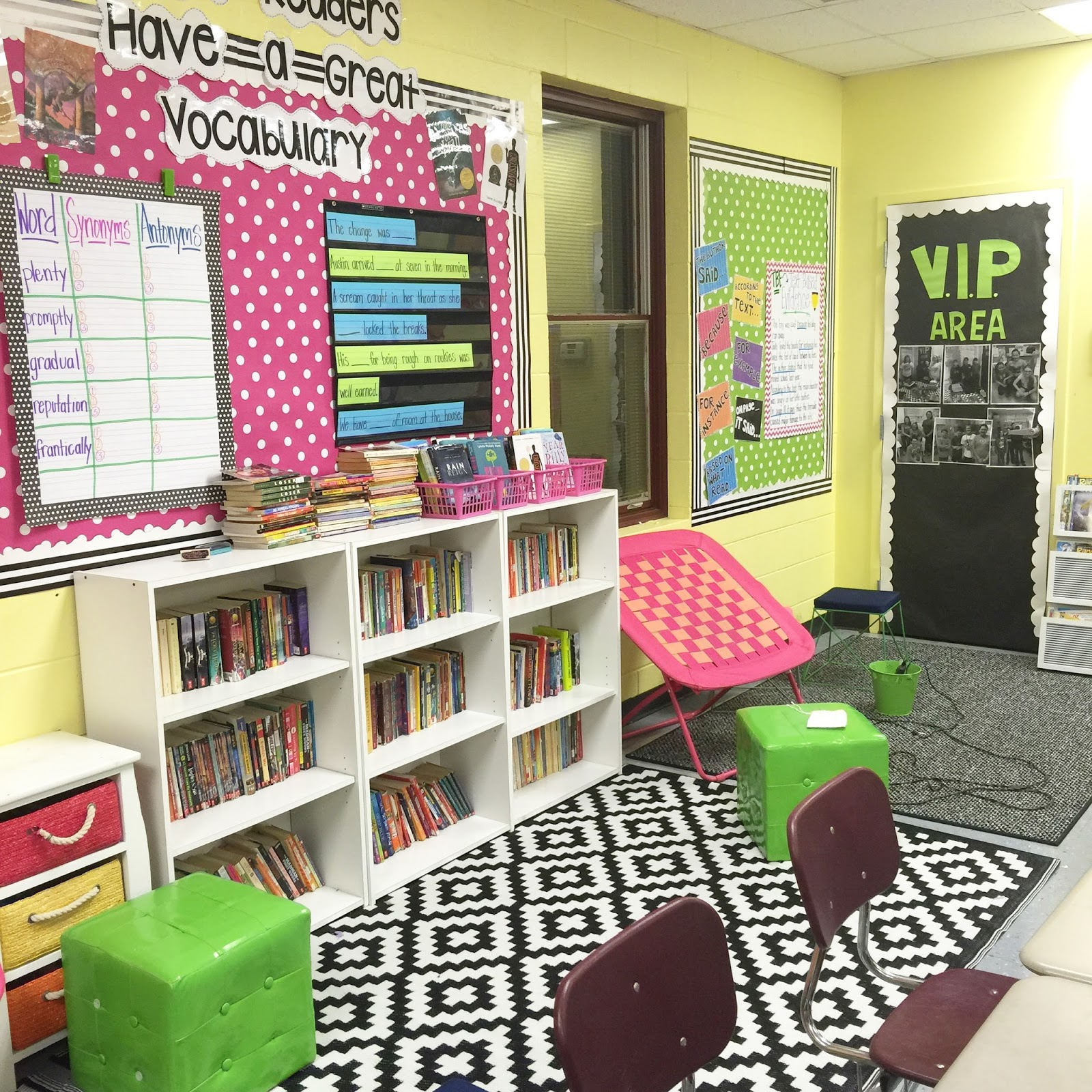 Classroom Decor And Ideas ~ Classroom decorating day life in fifth grade