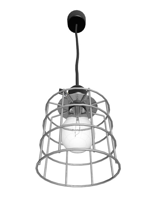 ペンダントライト (照明) - light 3D object