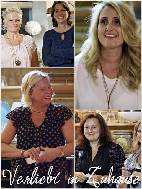 Bloggertreffen in Berlin von Dekoreen - Freudestrahlende Gesichter und zufriedene Bloggerinnen