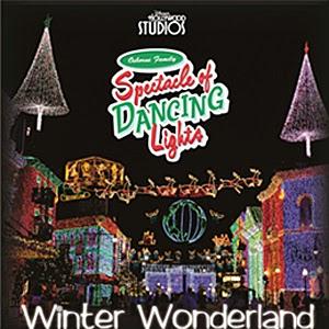 Disney Osborne Spectacle Dancing Lights iTunes Christmas