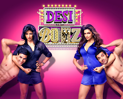 Desi Boyz HD Wallpaper Hot Chitrangda Singh, Deepika Padukone, Akshay Kumar, John Abraham