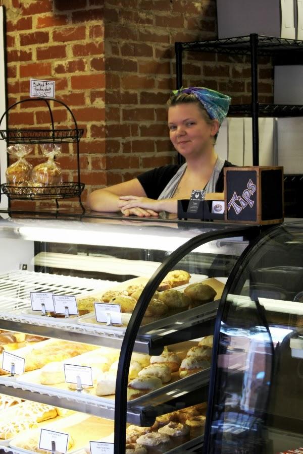 Bakery Love!! #NC #doughnut #bakery