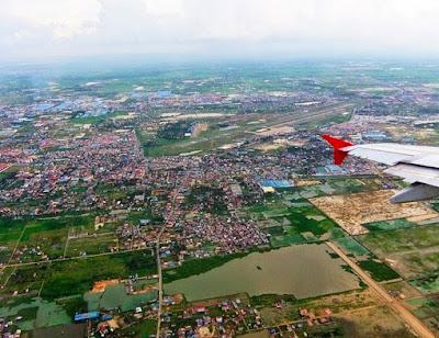 Cambodia flight destination is Phnom Penh