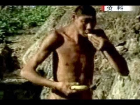 Bigfoot Hybrid Man Found In China