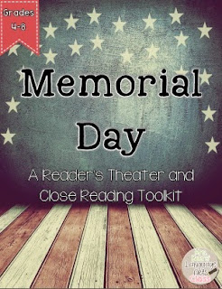 https://www.teacherspayteachers.com/Product/Memorial-Day-Readers-Theater-and-Close-Reading-Toolkit-for-Grades-4-8-1858265