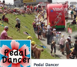 Follow Pedal Dancer on FACEBOOK