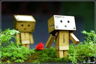 Danbo galau wallpaper