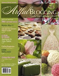 We're published in Artful Blogging!