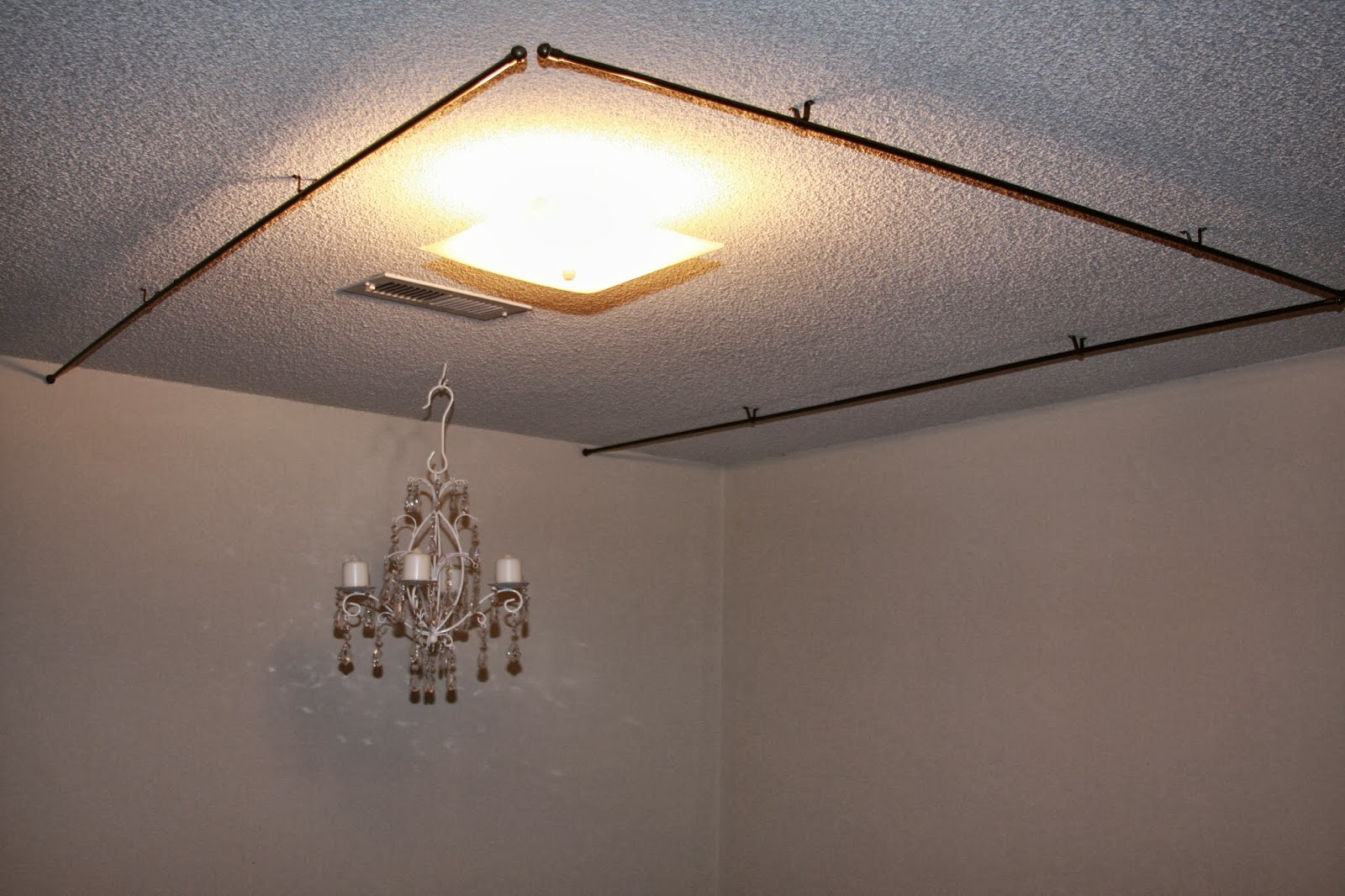 Lyndis Projects Beautiful Bedroom Canopy