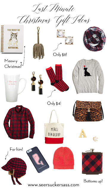 Super Last Minute Gift Ideas