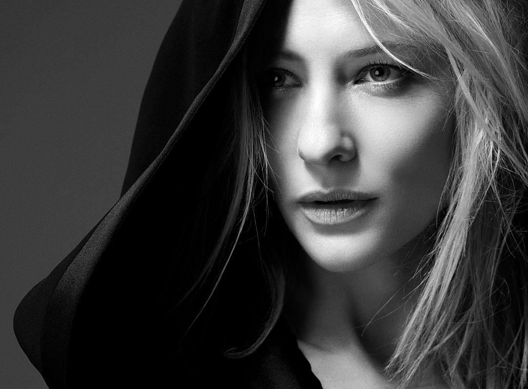 """Tweedland"" ... Cate Blanchett"