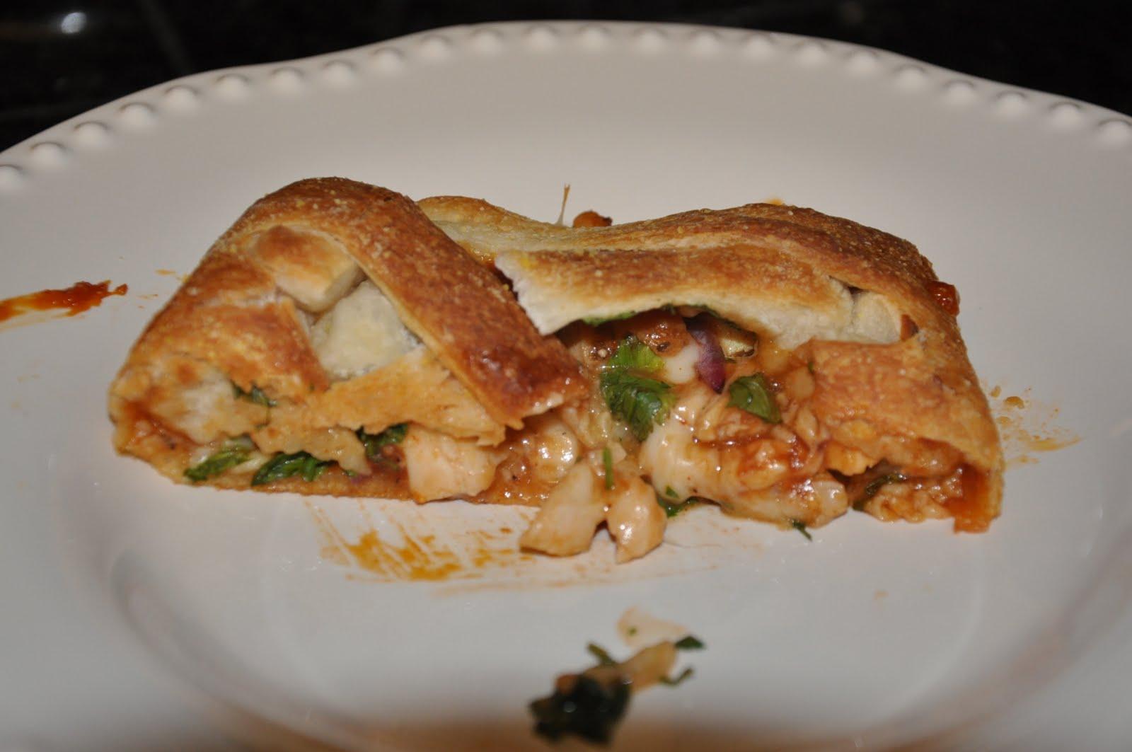Barbecue Chicken Pizza Braid Recipes — Dishmaps