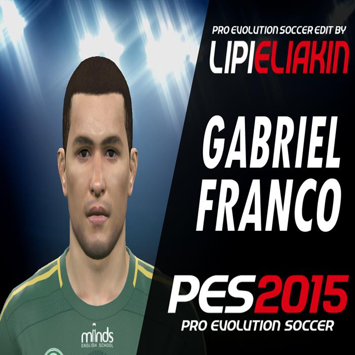 Pes Stats Habilidades Paulo Henrique: Pro Evolution Soccer Edit By Lipi Eliakin: Gabriel Franco