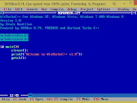 TurboC++ for Windows 8 & 7 v3.8.0.1