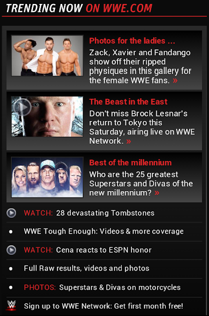 15 Best Sites For WWE Latest Updates And News
