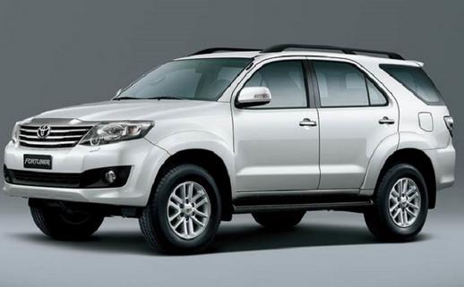 2015 Toyota Fortuner Philippines Price