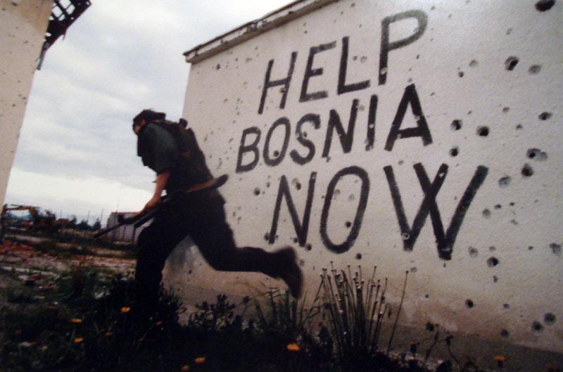 Survivalisme urbain et vécu : Bienvenue en enfer. Bosnie+8