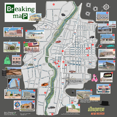 http://tomlambmaps.tumblr.com/post/113535321000/breaking-bad-map-by-tom-lamb-in-albuquerque-nm