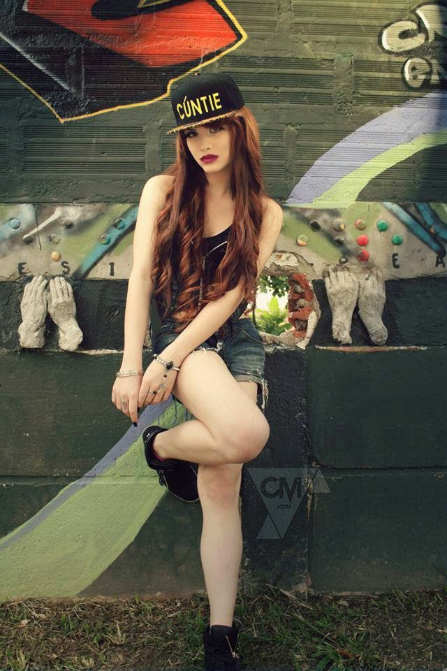 Camila Montoya modelo