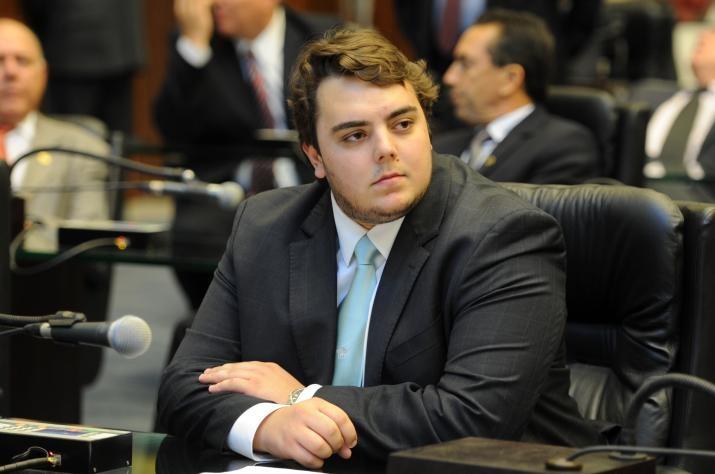 deputado Felipe Francischini