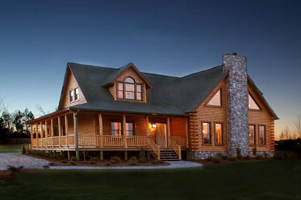 Home Business Information American Log Homes